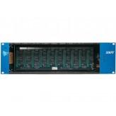 API 500-VPR 10-Slot Rack with L200PS PSU