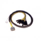 Avid DB25-XLR M+F AES EBU DigiSnake 4'