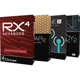 iZotope Studio and Repair Advanced Bundle