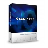 Native Instruments Komplete 10 Update from Komplete 2-9