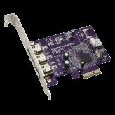 Sonnet Allegro FireWire PCIe Card