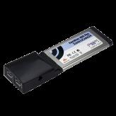 Sonnet FireWire 800 ExpressCard/34