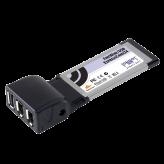 Sonnet FireWire USB 2 ExpressCard/34