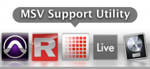 MSV Support Utility