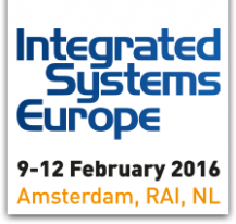 Merging and Genelec to provide 18-speaker immersive audio at ISE 2016