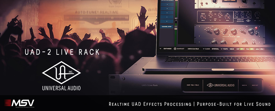 UAUDIO_LiveRack