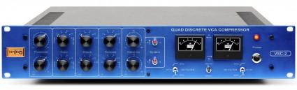 Vertigo Sound VSC-2 Quad Discrete Compressor