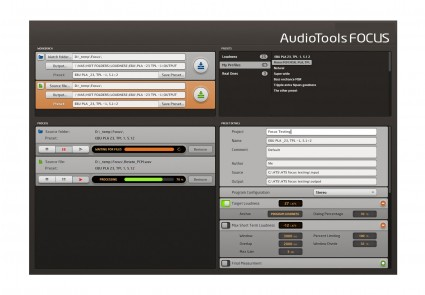 Minnetonka Audio AudioTools FOCUS for Loudness Control