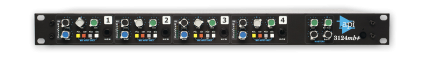 API 3124MB Plus 4 Channel Preamp