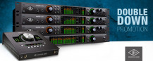 Buy a second Apollo Interface, Pick up to 10 UAD Plug-ins FREE!
